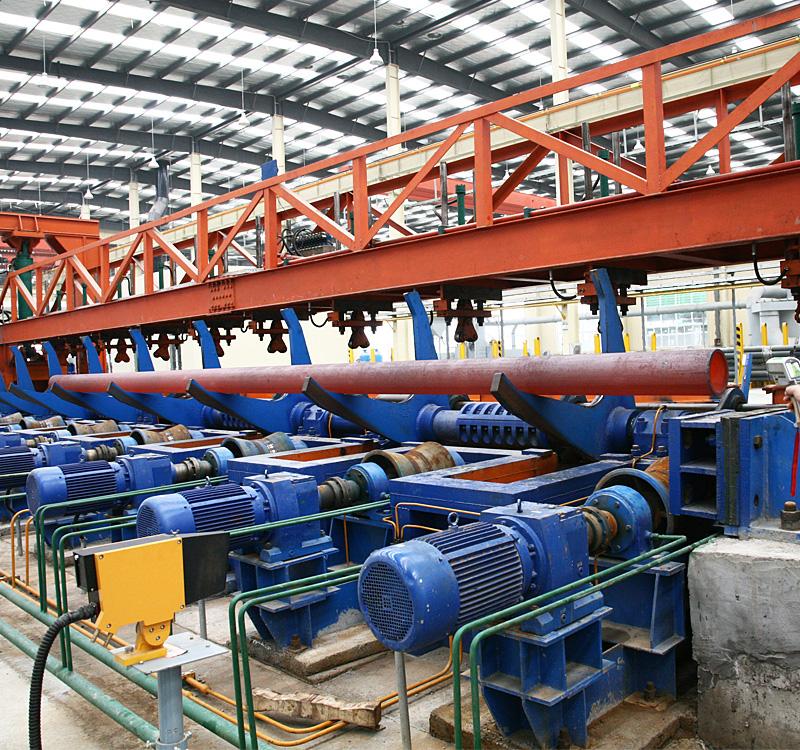 精密鋼管熱處理設備